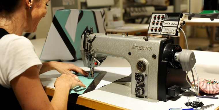 IL: Industrial Sewing Machine