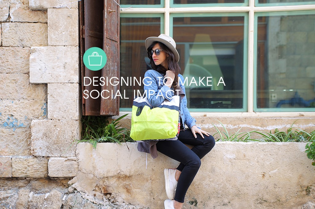 ClassicBag designed for a social impact