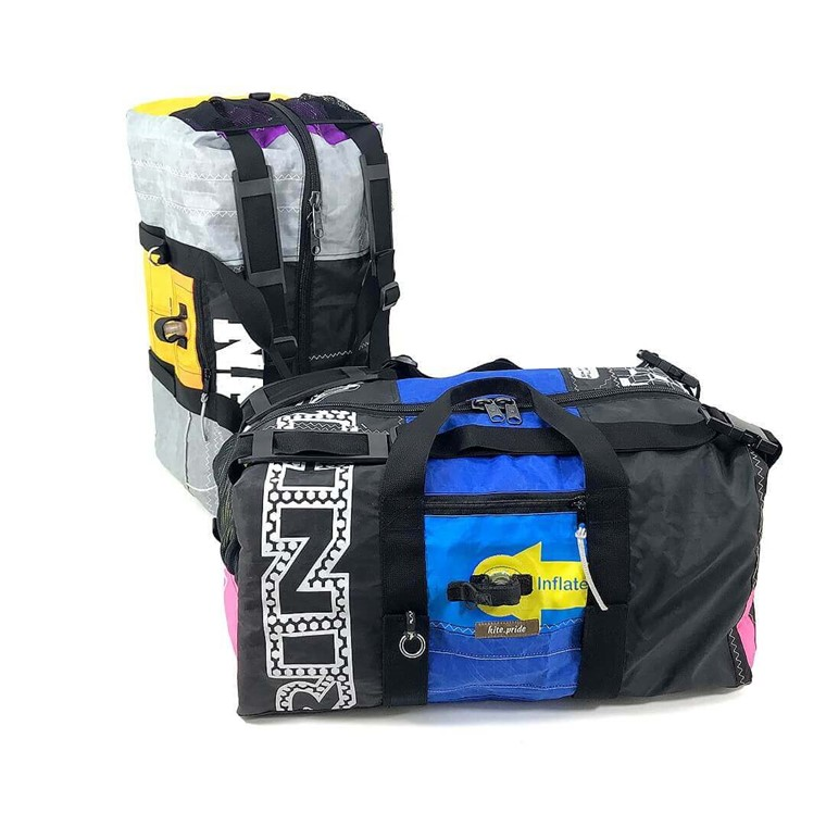 kite.pride Duffle Backpack
