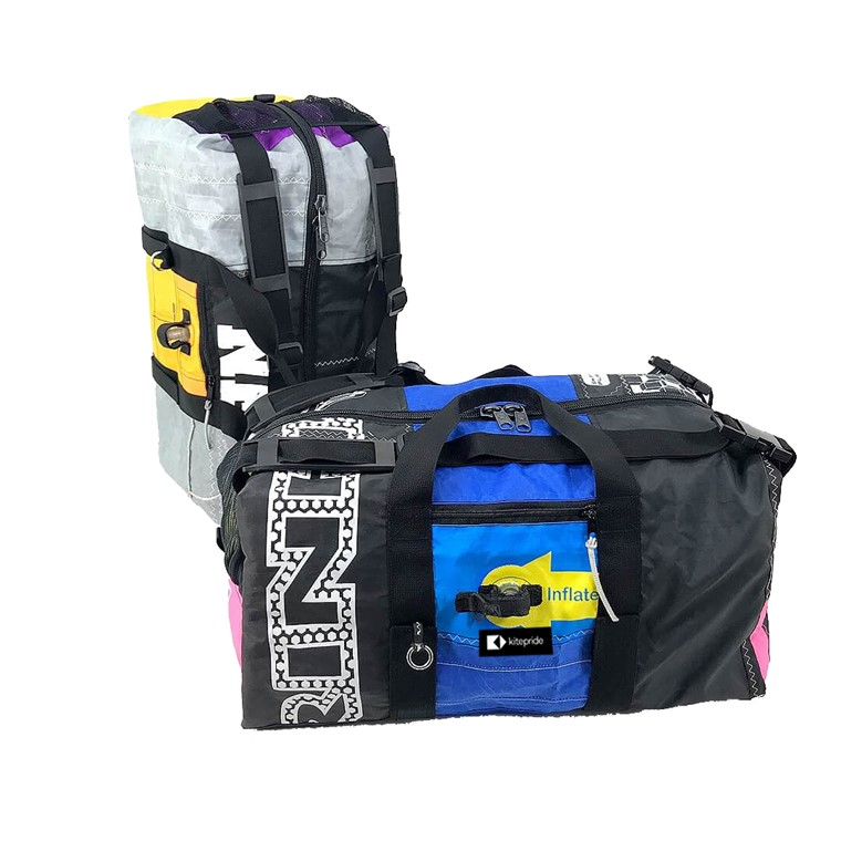KitePride Duffle Backpack